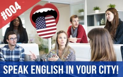 #004 Toastmasters- Speak English in your city