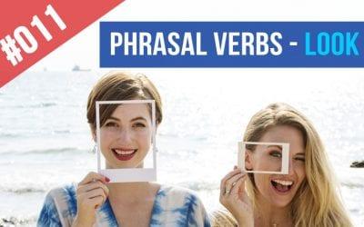 phrasal verbs story look
