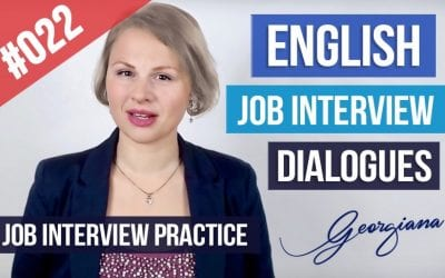 #022 Job Interview Course in English – ESL