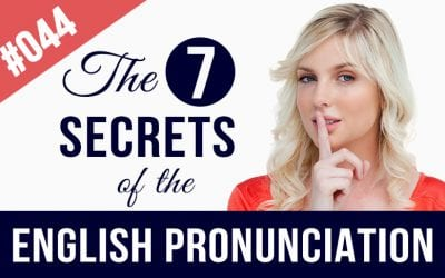 #044 Learn the Secrets of English Pronunciation and Intonation