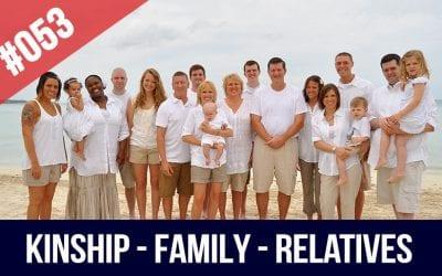 English Family members