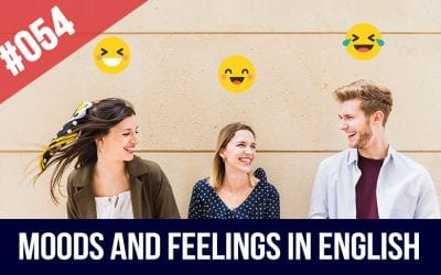 #054 Expressing Moods and Feelings in English