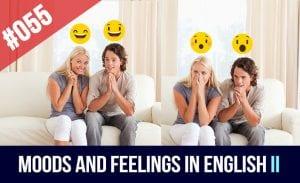 feelings in english