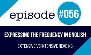 Extensive vs intensive reading