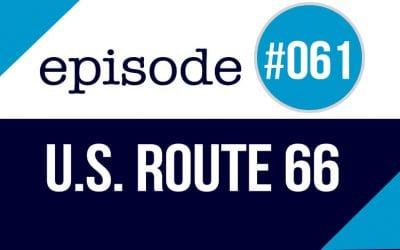 #061-English Speaking Practice – Route 66
