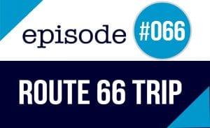 route 66 trip