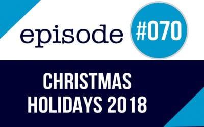 #070 Christmas holidays vocabulary – English speaking practice
