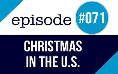 #071 Christmas In The USA (rep) | English mini-story