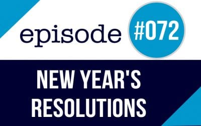 #072 New Year's Resolutions ESL