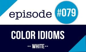 color idioms in English