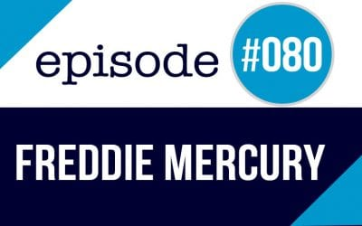 #080 English Podcast ESL – Freddie Mercury – Queen