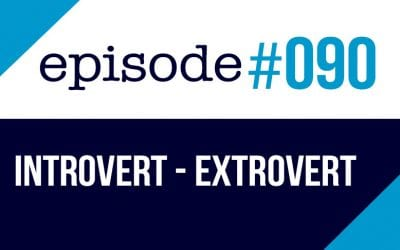 #090 Introvert vs Extrovert what's the difference? ESL