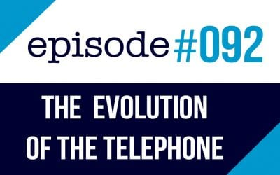 #092 English podcast – The Evolution of Cell Phones – ESL