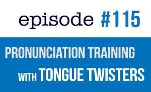 English Tongue Twisters