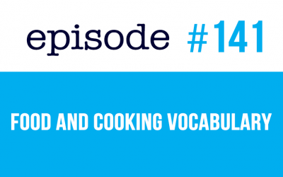 #141 Food and Cooking Vocabulary in English ESL