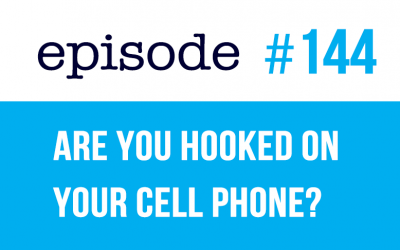 #144 Are you hooked on your cell phone? ESL