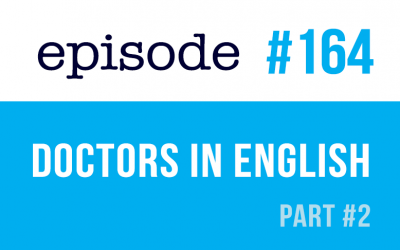 #164 Different Types of Doctors in English – part2