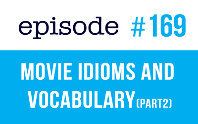 #169 Movie expressions and vocabulary in English part2