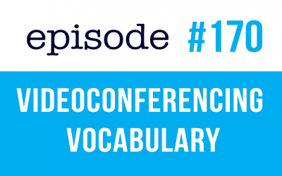 #170 Video Conference Vocabulary in English