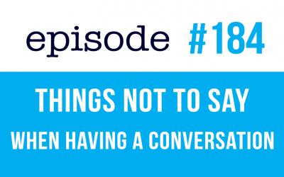 #184 Things not to say in English