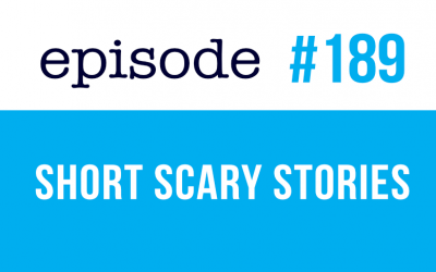 #189 Super Short Scary Stories in English